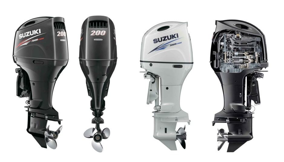 "New Suzuki DF200A ""The Super"" - Boatmag International"