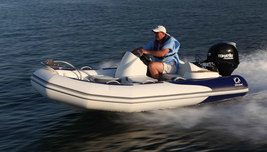 Tohatsu MFS 40 A: four strokes made to hit - Boatmag
