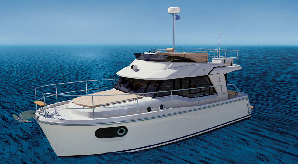 Cannes Yachting Festival Beneteau Swift Trawler 30