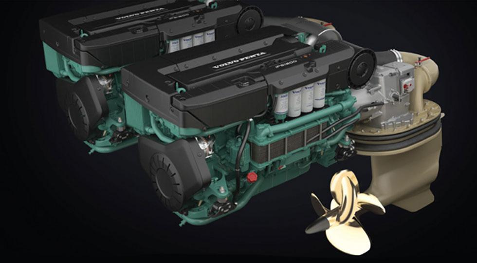 Volvo Penta IPS turns ten - Boatmag International