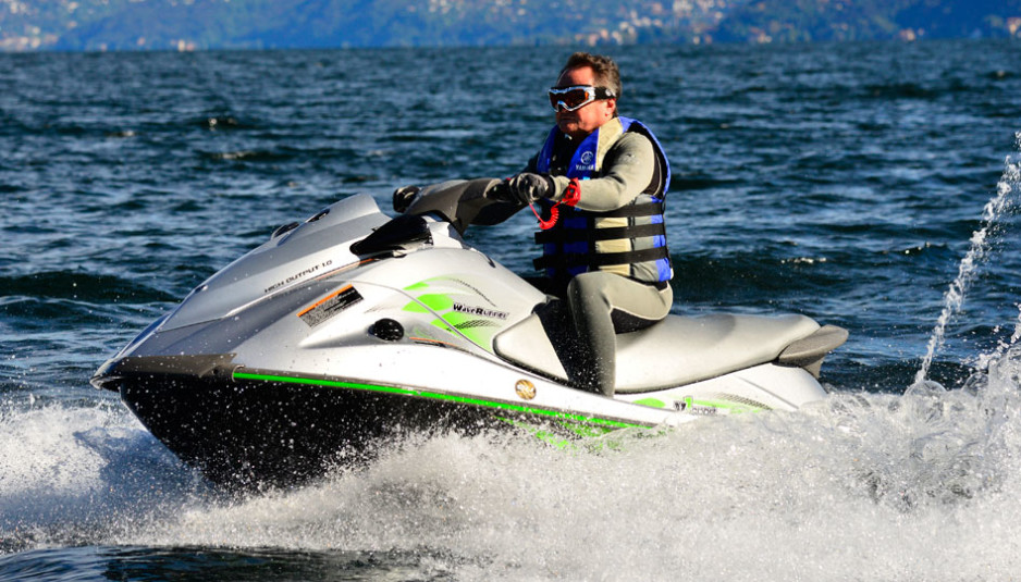 Yamaha WaveRunner V1 Sport for apprentice aquabikers