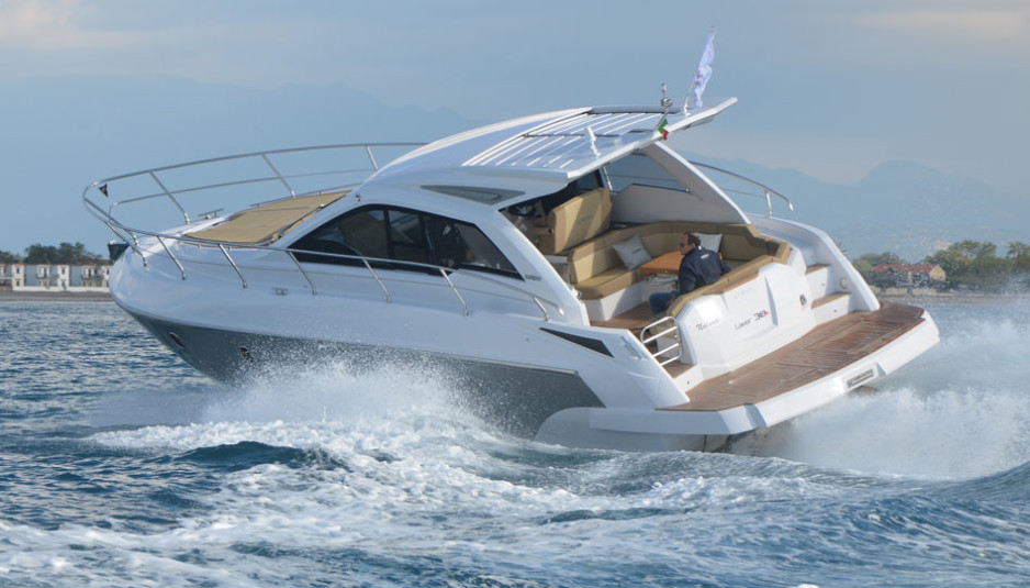Salpa Laver 38x : so much space for just ten meters